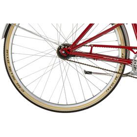 Ortler Bricktown, classic red